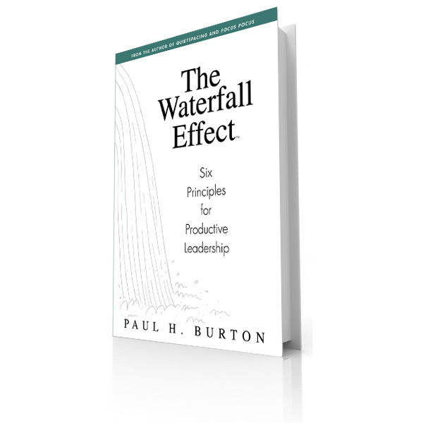 Waterfall-Effect